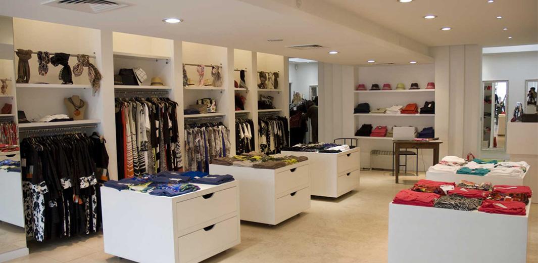 magasin de mode pour femme
