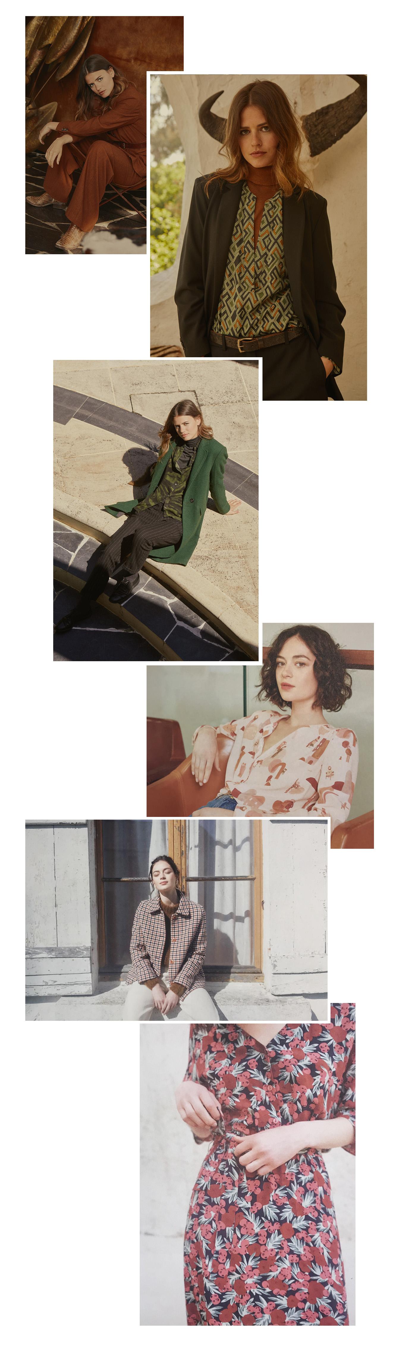 nouvelle collection Printemps-Été 2018